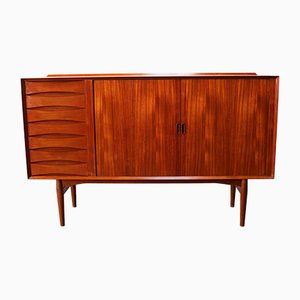 Danish Highboard Model OS63 by Arne Vodder for Sibast, 1950s