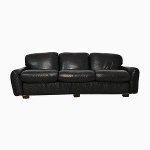 Leather Sofa, 1960s