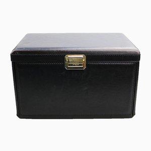 Girarrelojes italiano y caja de coleccionismo de Scatola Del Tempo, años 90