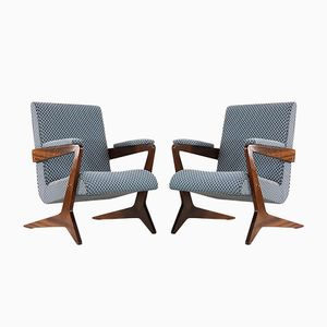Brasilianische Vintage Sessel, 1950er