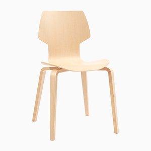 Oak Gràcia Chair by Mobles114