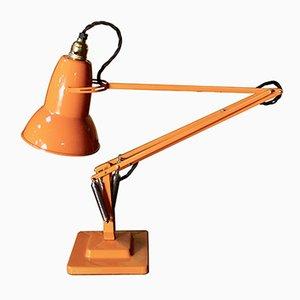 Orange Anglepoise Lamp from Herbert Terry, 1935