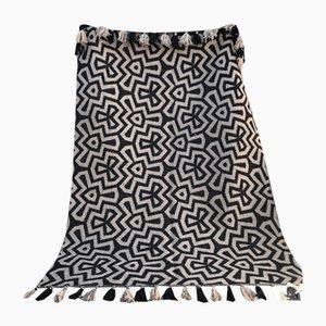 Flachgewebter BOOMERANG Teppich von Maria Starling