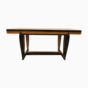 Art Deco Extending Table, 1940s