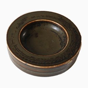 Ceramic Dish by Valdemar Petersen for Bing & Grondahl, 1960s