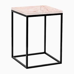 Small Rosa Pillar Side Table by Un'common