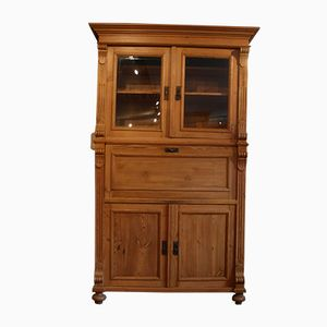 Antique Wilhelminian Secretary