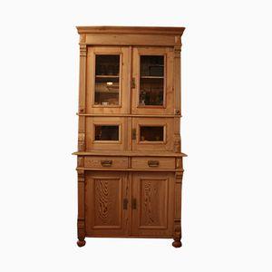 Antique Gründerzeit Era Kitchen Cabinet