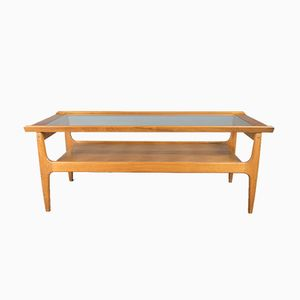 Vintage Teak Coffee Table from Austinsuite