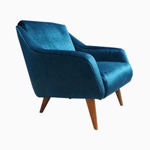 Mid-Century Danish Modern Armchair, 1960s