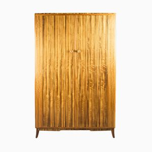 Walnut Wardrobe from Morris of Glasgow, 1960s
