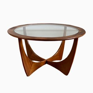 Scandinavian Teak Astro Coffee Table by Victor Wilkins for G-Plan, 1960s