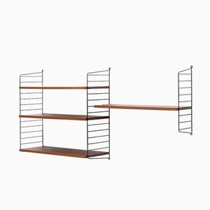 Wall Unit by Nisse Strinning for String, 1950s
