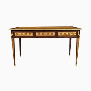 19th Century Rosewood & Palisander Desk, 1880