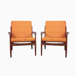 Easy Chair by Arne Vodder for Gløstrup, 1960s
