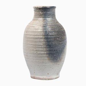 Ceramic Vase by Edouard Cazaux, 1920s