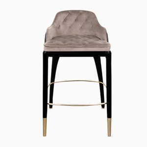 Charla Bar Chair from Covet Paris