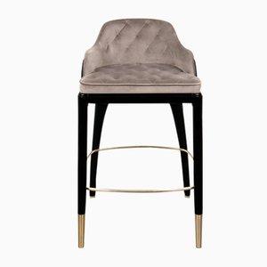 Charla Bar Chair from Covet Paris