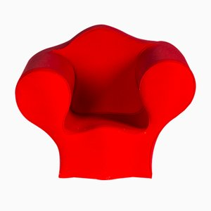 Italienischer Armlehnstuhl von Ron Arad für Moroso, 1980er