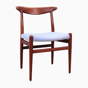 W2 Dining Chair by Hans J. Wegner for C.M. Madsen, 1960s