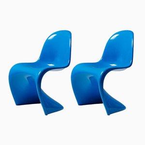 Stühle von Verner Panton für Herman Miller, 1960er, 2er Set