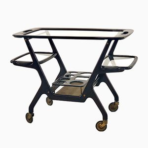 Serving Bar Cart by Cesare Lacca, 1952