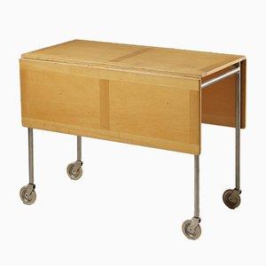 Tavolino Berit di Bruno Mathsson per Mathsson International, anni '60