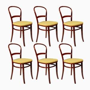 Chaises de Salle à Manger de Fritz Hansen, 1950s, Set de 6