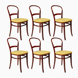 Dining Chairs from Fritz Hansen, 1950s, Set of 6