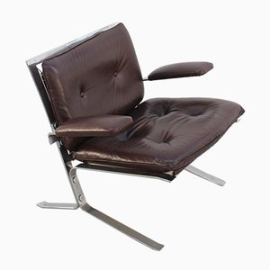 Vintage Lounge Chair by Olivier Mourgue