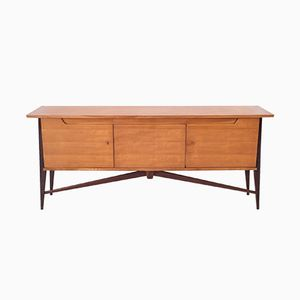 Mid-Century Modern Two-Tone Sideboard from de Coene
