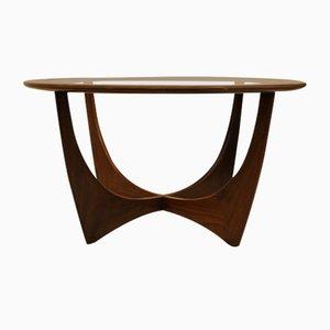 Runder Astro Tisch aus Teak von Victor Wilkins für G-Plan, 1960er