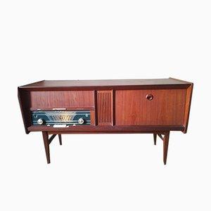 Credenza Hi-Fi di Philips, anni '60