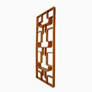 Large Bentwood Room Divider by Ludvik Volak for Thonet, 1960s