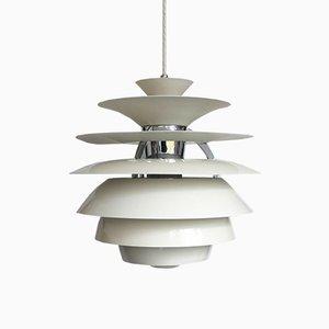 Lampe à Suspension Snowball par Poul Henningsen pour Louis Poulsen, 1980s