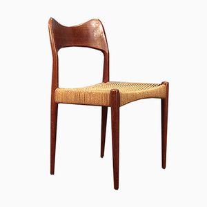 Vintage Dining Chair by Niels O. Møller for J.L. Møllers