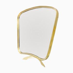 Vanity Table Mirror from Vereinigte Werkstätten Munich, 1950s