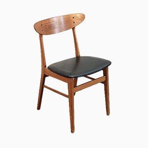 Chaise de Salle à Manger Modèle 210 Vintage de Farstrup Møbler