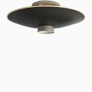 Lampada da soffitto DD 40 di Louis Kalff per Philips, anni '50