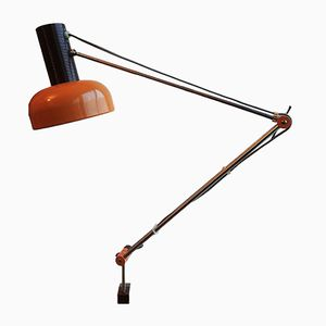 Vintage 85155 Klemm-Tischlampe von Josef Hurka für Napako