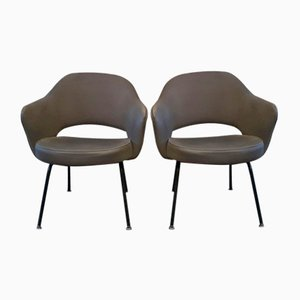 Conference Chairs by Eero Saarinen for Knoll, 1960s, Set of 2