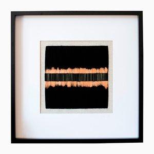 Cuadro de pared bordado de Zuzana Lalikova