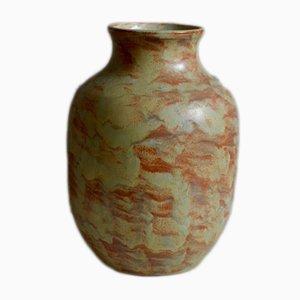 Vintage Sandsteinvase von Ernenwein