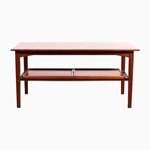 Mid-Century Danish Teak Coffee Table