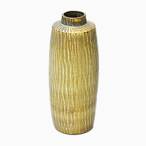 Scandinavian Stoneware Floor Vase by Gunnar Nylund for Rörstrand, 1950s