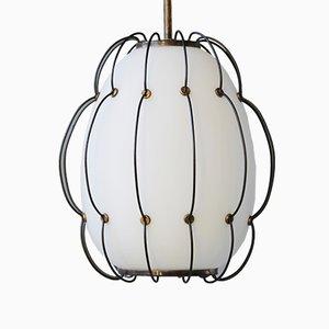 Lanterne Mid-Century de Stilnovo, Italie