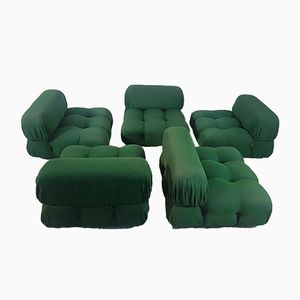 Conjunto de sillones modular Camaleonda de Mario Bellini para B&B Italia, años 70