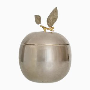 Eiskübel in Apfel-Optik von Freddo Therm, 1970er