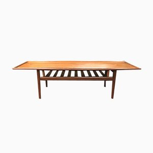 Mid-Century Coffee Table by Greta Jalk for Glostrup