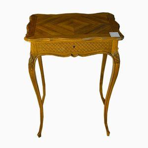 Napoleon III Sewing Table in Walnut, 1880s